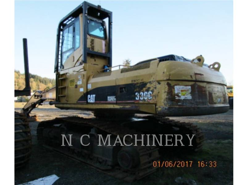 CATERPILLAR FOREST MACHINE 330C FM LL equipment  photo 4