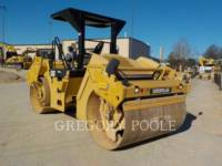 CATERPILLAR TANDEMOWY WALEC WIBRACYJNY DO ASFALTU (STAL-STAL) CB-54 equipment  photo 9