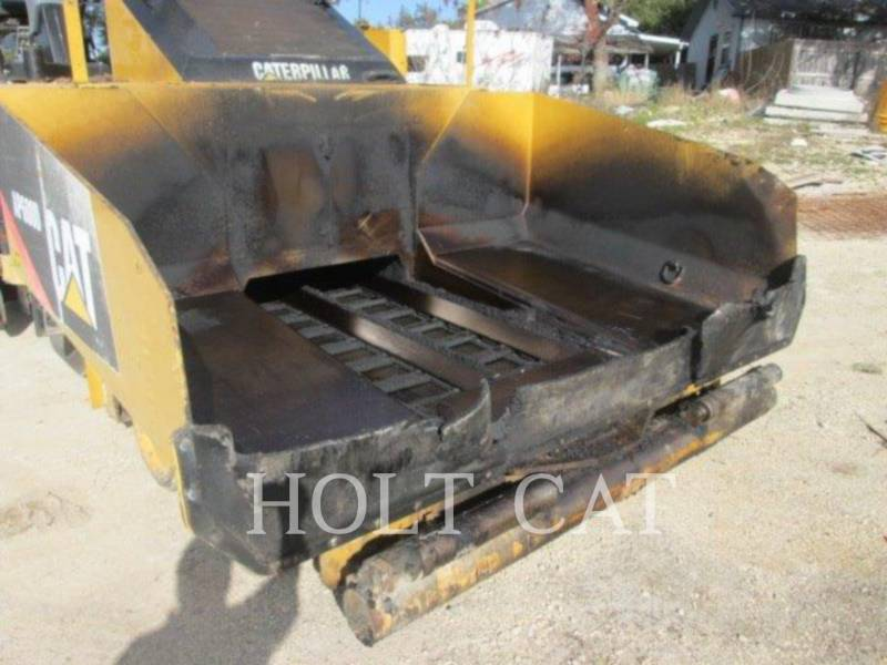 CATERPILLAR PAVIMENTADORA DE ASFALTO AP-600D equipment  photo 6