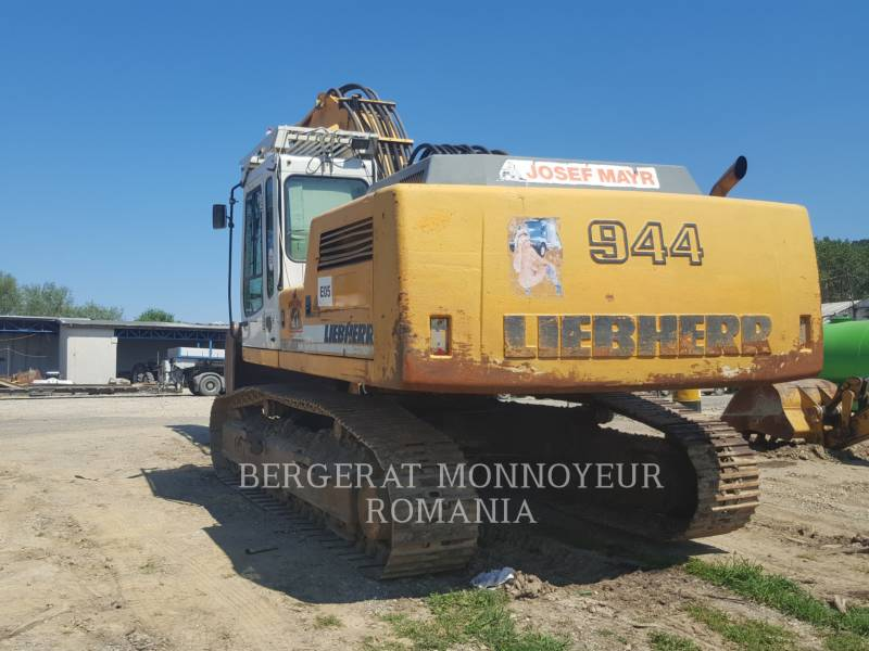 LIEBHERR PELLES SUR CHAINES R 944 LITRONIC  equipment  photo 6