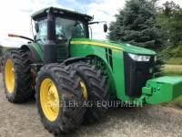 Equipment photo DEERE & CO. 8360R AG TRACTORS 1