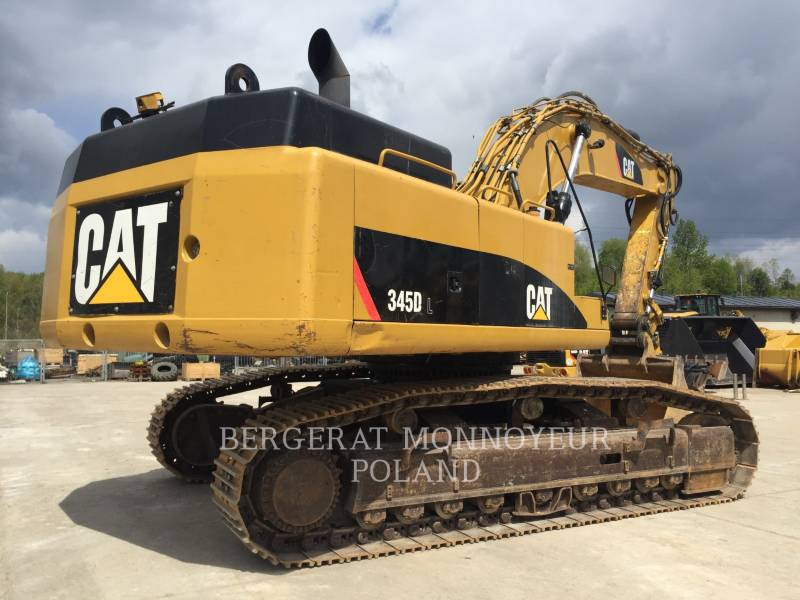 CATERPILLAR PELLES SUR CHAINES 345DLVG equipment  photo 4