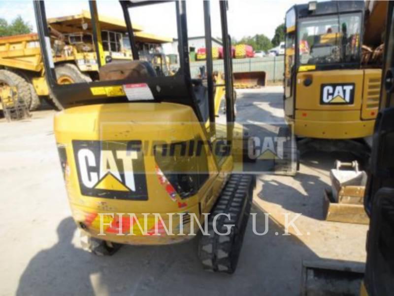 CATERPILLAR PELLES SUR CHAINES 301.4C equipment  photo 5