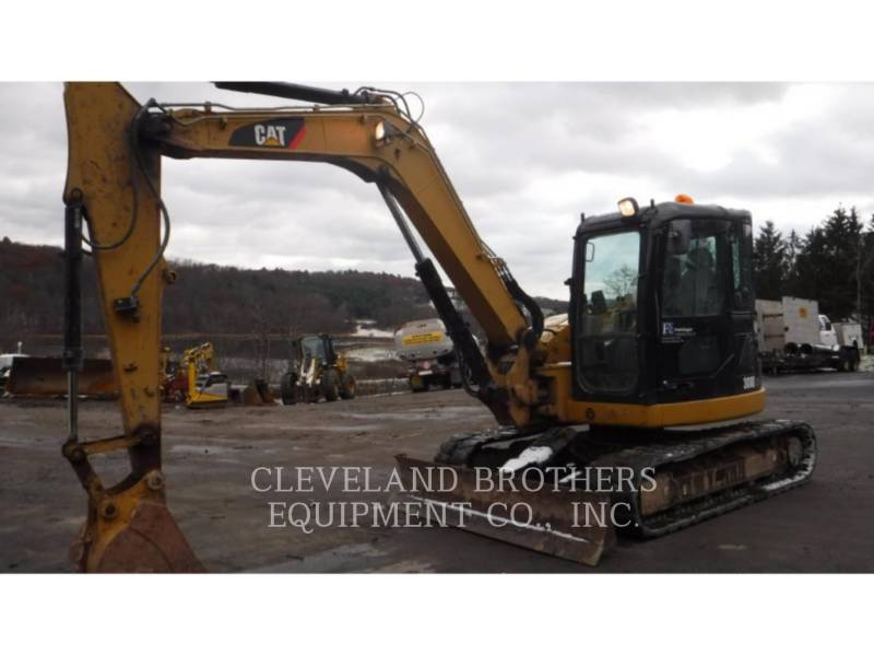 CATERPILLAR EXCAVADORAS DE CADENAS 308DCR equipment  photo 2