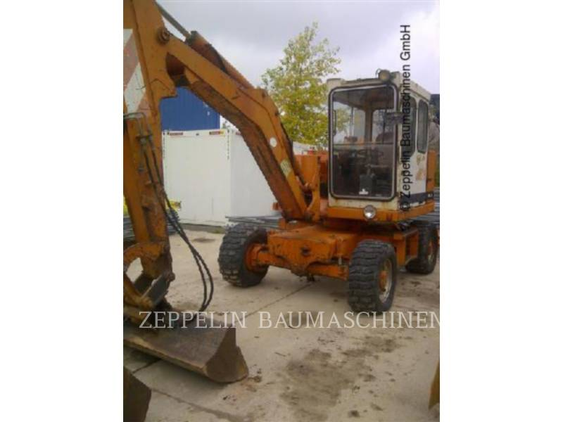 SCHAEFF GROUP, INC. WHEEL EXCAVATORS HML30E equipment  photo 1