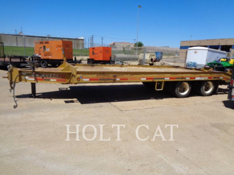 INTERSTATE TRAILERS TRAILERS 40DLA equipment  photo 11