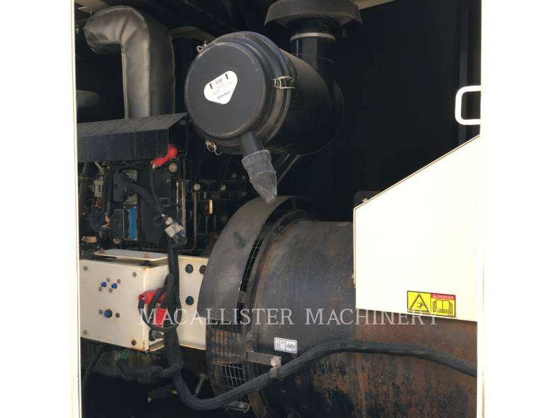 PERKINS PORTABLE GENERATOR SETS APS150 equipment  photo 4