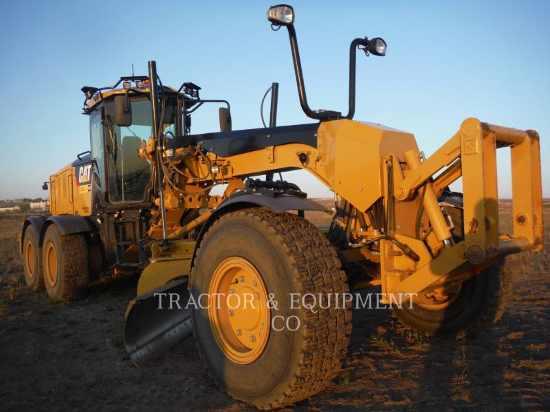 CATERPILLAR MOTOR GRADERS 160M2 AWD equipment  photo 4