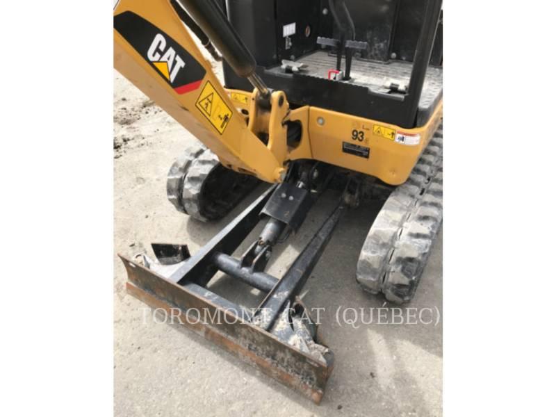 CATERPILLAR 履带式挖掘机 301.7D CR equipment  photo 8
