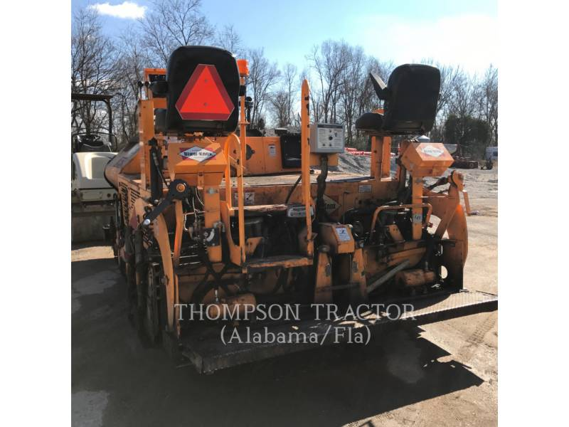 BLAW KNOX / INGERSOLL-RAND ASPHALT PAVERS PF-1510 equipment  photo 4