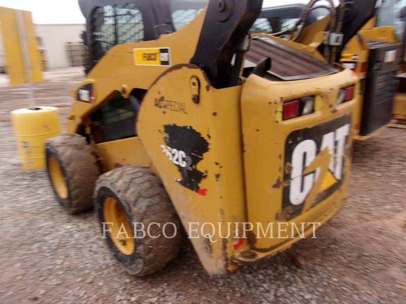 CATERPILLAR MINICARREGADEIRAS 262C equipment  photo 8