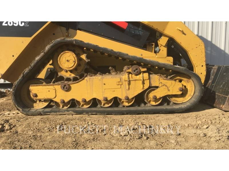 CATERPILLAR MULTI TERRAIN LOADERS 289 C SERIES 2 equipment  photo 10