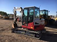 TAKEUCHI MFG. CO. LTD. EXCAVADORAS DE CADENAS TB260 equipment  photo 3