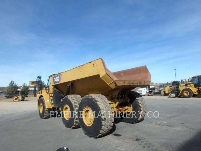 CATERPILLAR ダンプ・トラック 745C equipment  photo 3