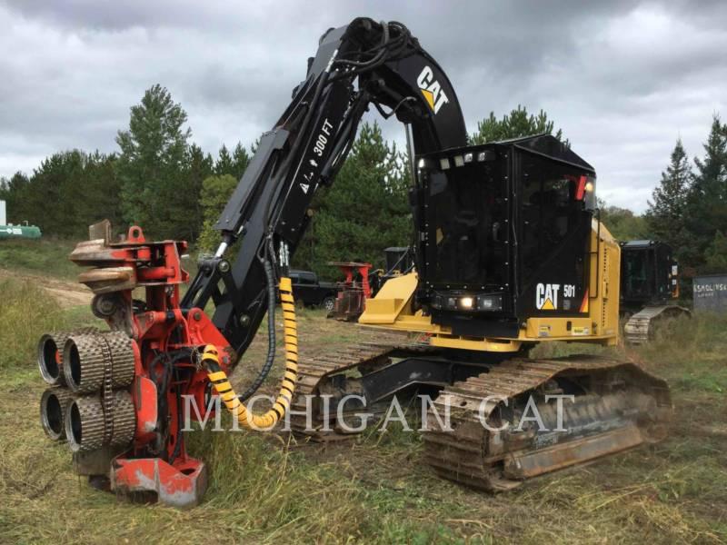 CATERPILLAR Forestal - Procesador 501HD equipment  photo 2