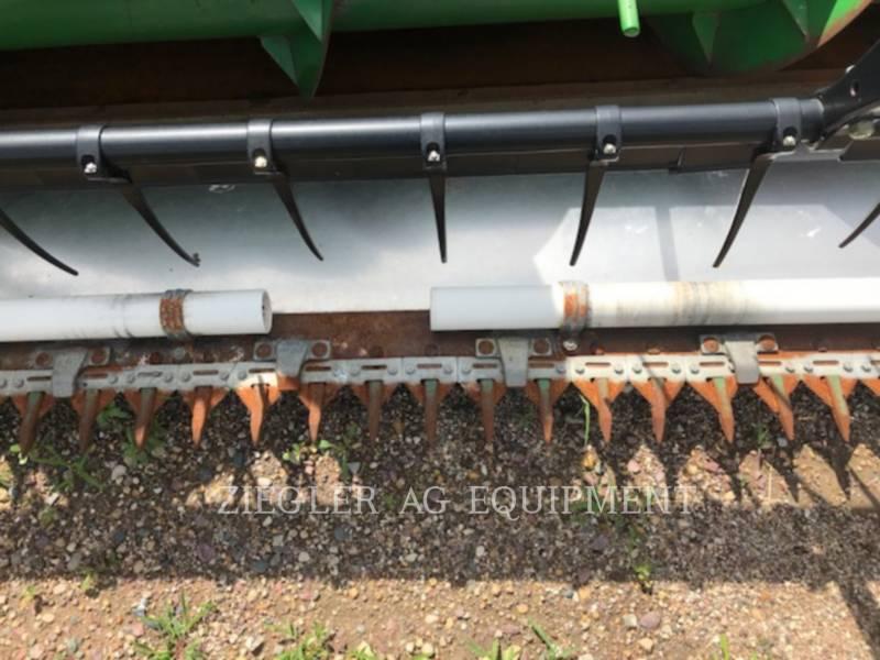 DEERE & CO. Rabatteurs 930F equipment  photo 17