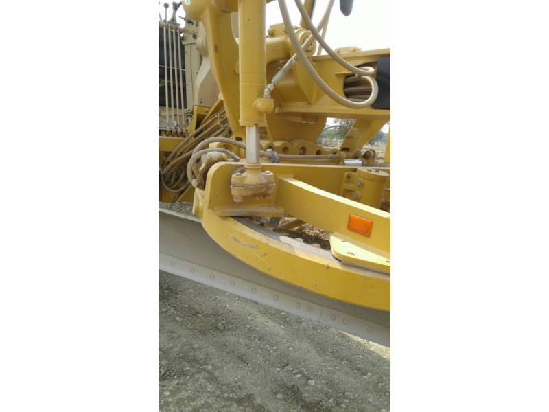 CATERPILLAR NIVELEUSES 120K2 equipment  photo 12