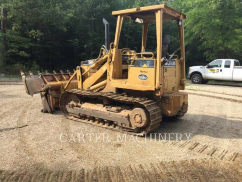 CATERPILLAR CARGADORES DE CADENAS 939C equipment  photo 4