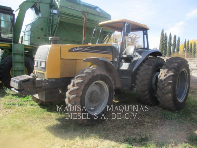 CHALLENGER AG TRACTORS WT560-4WD  equipment  photo 1
