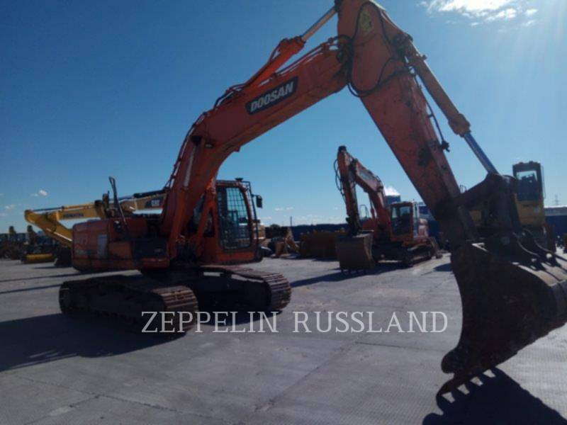 DOOSAN INFRACORE AMERICA CORP. EXCAVADORAS DE CADENAS DX225LCA equipment  photo 4