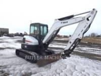 BOBCAT TRACK EXCAVATORS E50 equipment  photo 2
