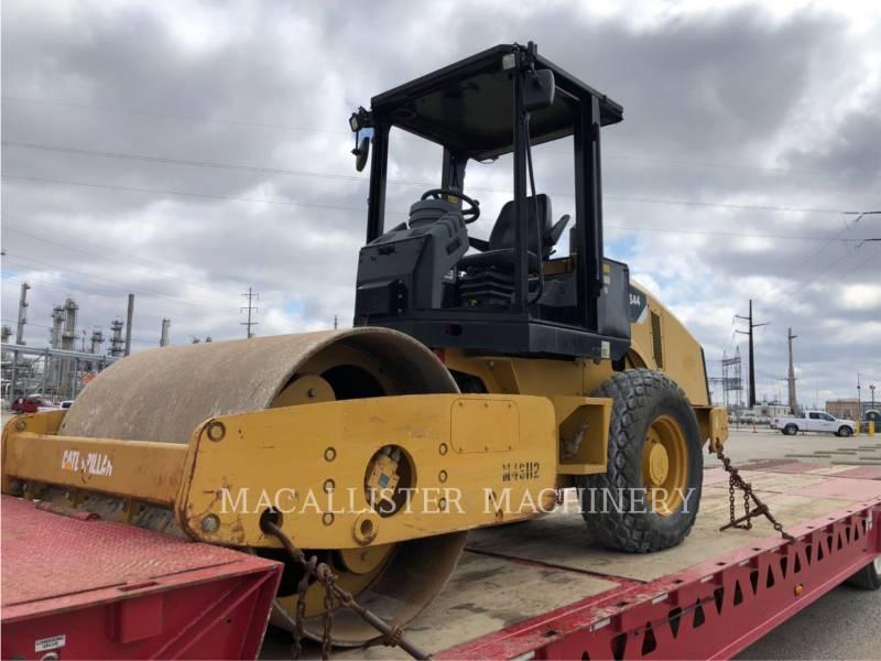 CATERPILLAR COMPACTADORES DE SUELOS CS44 equipment  photo 1