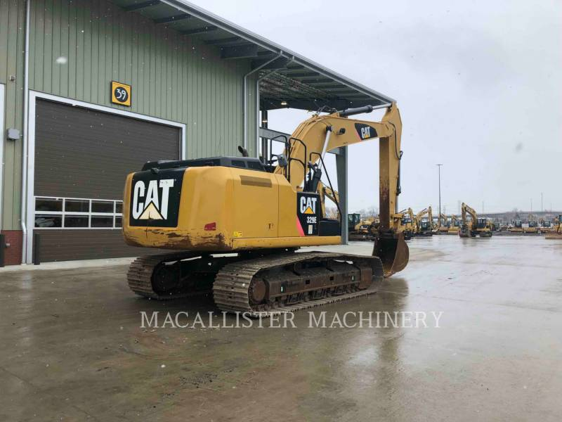 CATERPILLAR KETTEN-HYDRAULIKBAGGER 329E equipment  photo 4