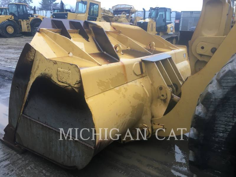 Caterpillar ÎNCĂRCĂTOARE PE ROŢI/PORTSCULE INTEGRATE 980K LC equipment  photo 15