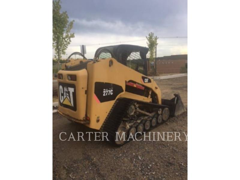 CATERPILLAR SKID STEER LOADERS 277C CY equipment  photo 3
