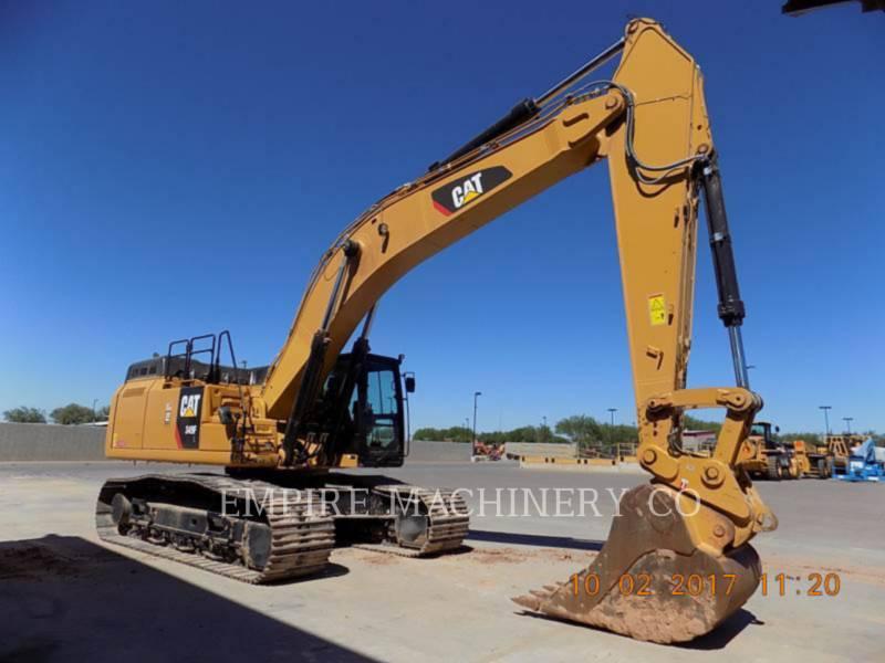 CATERPILLAR トラック油圧ショベル 349FL equipment  photo 1