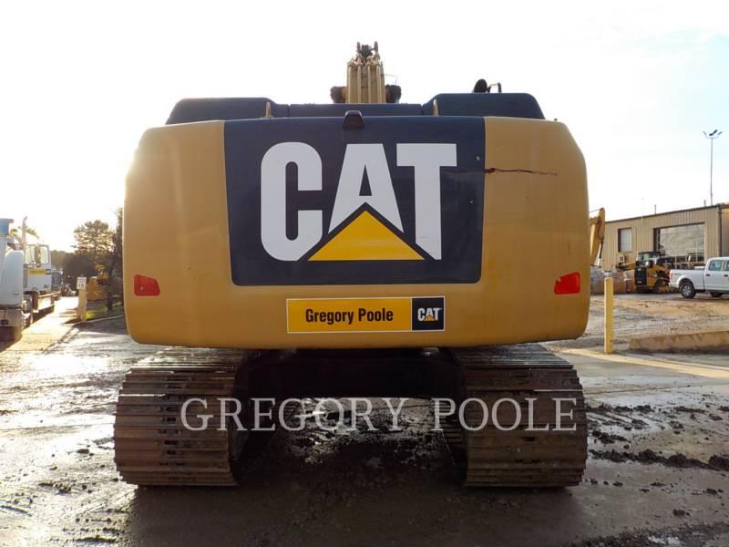 CATERPILLAR TRACK EXCAVATORS 336EL H equipment  photo 13