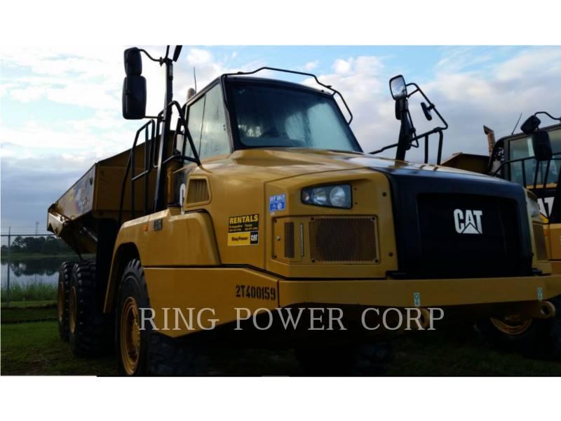 Caterpillar CAMIOANE ARTICULATE 730C2 equipment  photo 2