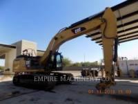 CATERPILLAR ESCAVADEIRAS 336EL HYB equipment  photo 1