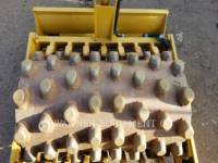 CATERPILLAR VIBRATORY SINGLE DRUM PAD CP34 equipment  photo 12