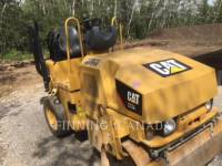 Equipment photo CATERPILLAR CC24 VIBRATORY SINGLE DRUM SMOOTH 1