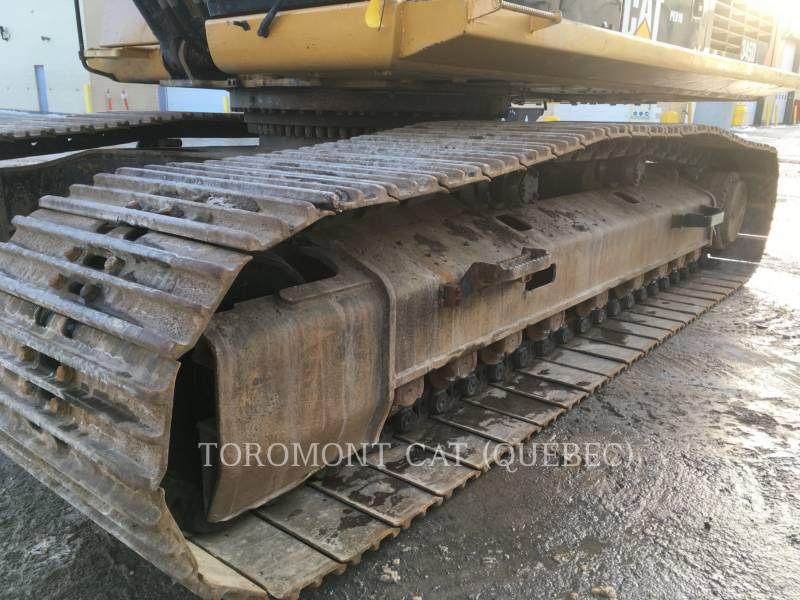 CATERPILLAR EXCAVADORAS DE CADENAS 345DLVG equipment  photo 6