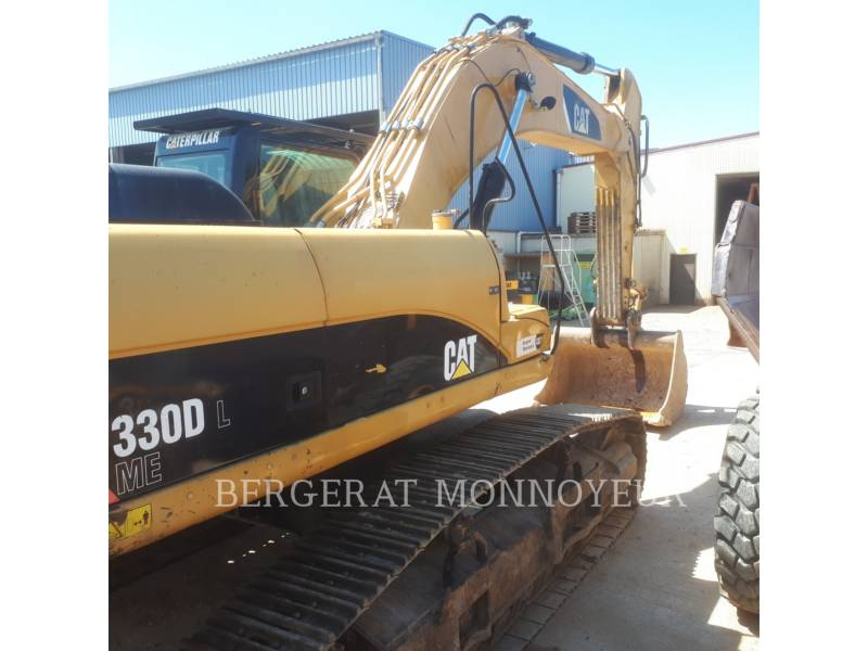 CATERPILLAR KETTEN-HYDRAULIKBAGGER 330DL equipment  photo 17