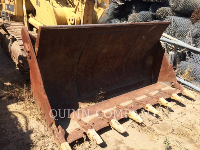 CATERPILLAR CARGADORES DE CADENAS 963LGP equipment  photo 5