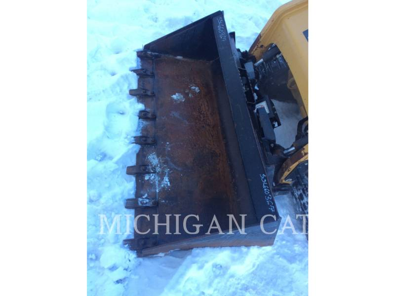 CATERPILLAR MULTI TERRAIN LOADERS 247B3 AQ equipment  photo 11