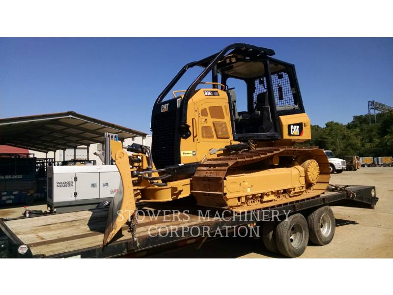 CATERPILLAR ブルドーザ D3K2 LGP equipment  photo 1
