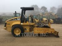 CATERPILLAR VIBRATORY SINGLE DRUM SMOOTH CP433E equipment  photo 5