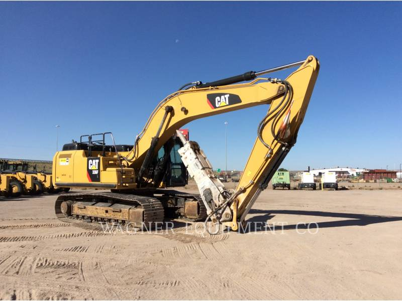 CATERPILLAR EXCAVADORAS DE CADENAS 336FL HMR equipment  photo 3