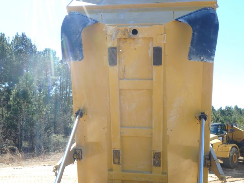 CATERPILLAR DUMPER ARTICOLATI 745C equipment  photo 7