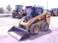 Equipment photo CATERPILLAR 246D KOMPAKTLADER 1