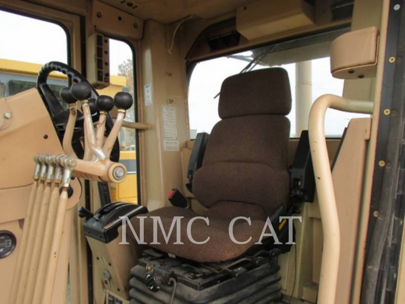 CATERPILLAR NIVELEUSES 143H equipment  photo 5