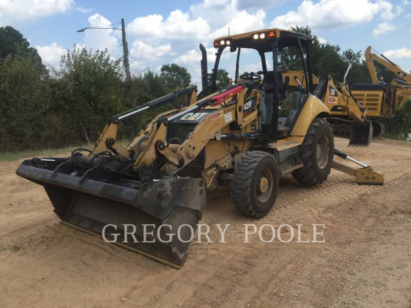 CATERPILLAR RETROEXCAVADORAS CARGADORAS 420F/IT equipment  photo 3