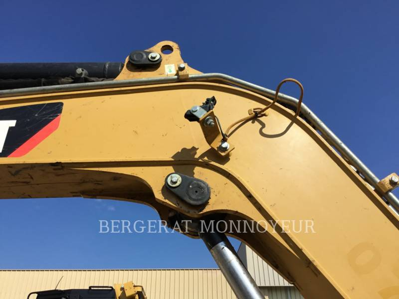 CATERPILLAR PELLES SUR CHAINES 305.5D CR equipment  photo 8