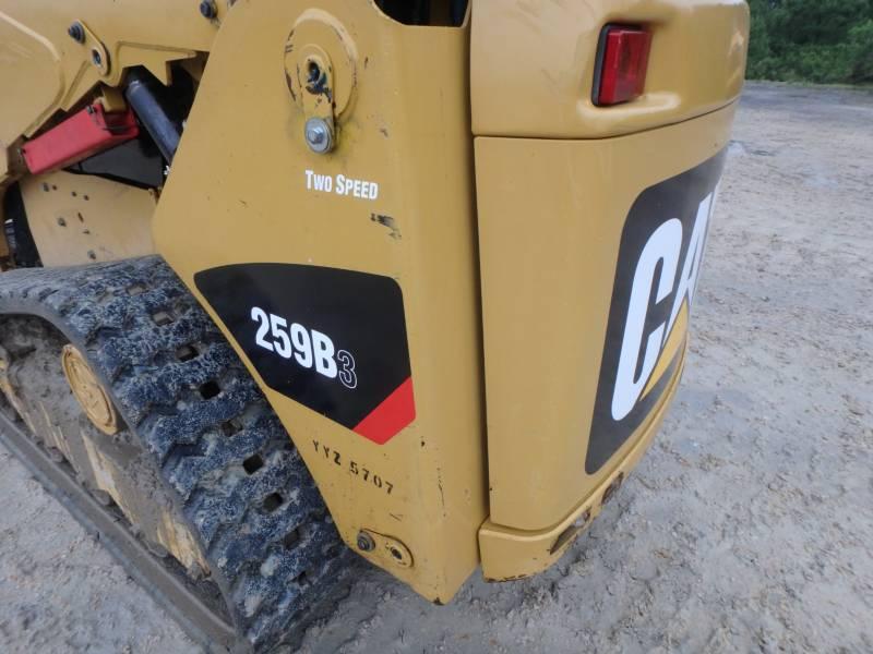 CATERPILLAR MULTI TERRAIN LOADERS 259B3 equipment  photo 23
