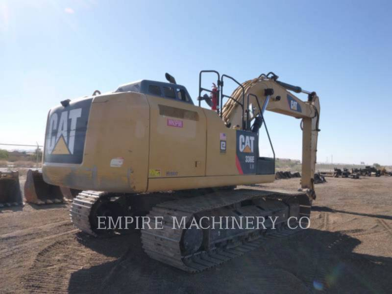 CATERPILLAR KETTEN-HYDRAULIKBAGGER 336EL HYB equipment  photo 2