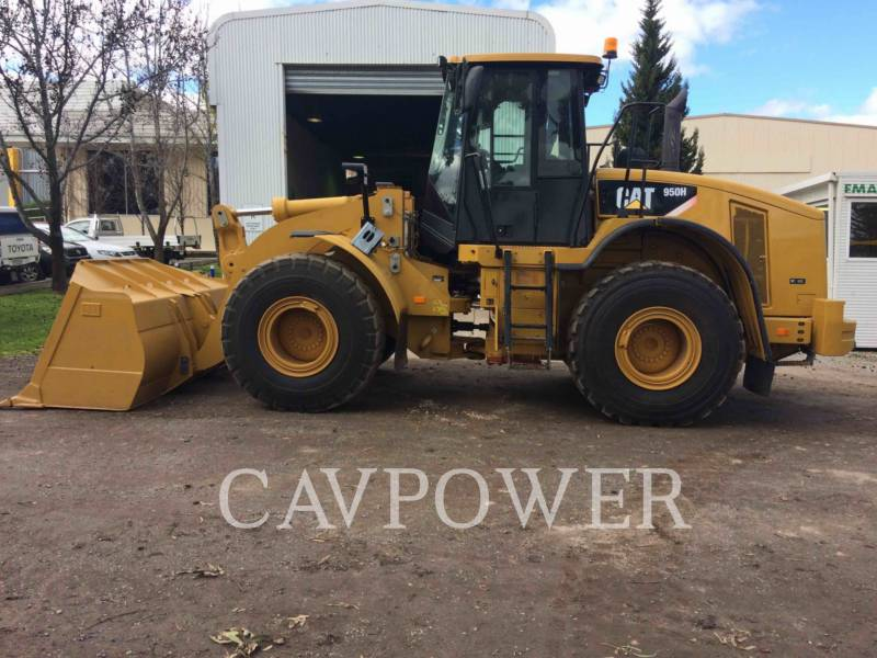 CATERPILLAR WHEEL LOADERS/INTEGRATED TOOLCARRIERS 950H equipment  photo 18